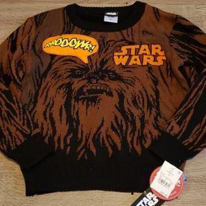 $4 w/ bundle! Star Wars Chewbacca Kids Sweater